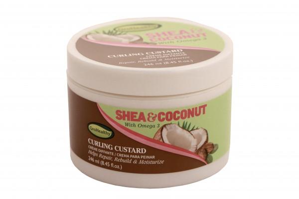 Gro Healthy Haarcreme mit Sheabutter & Kokosnuss