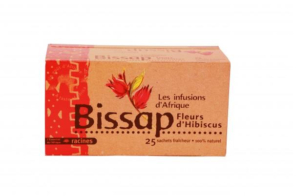 Racines Bissap Tee (Hibiskusblüte)