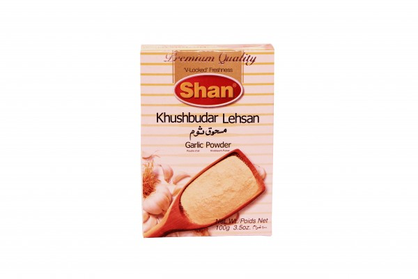 Shan Knoblauchpulver