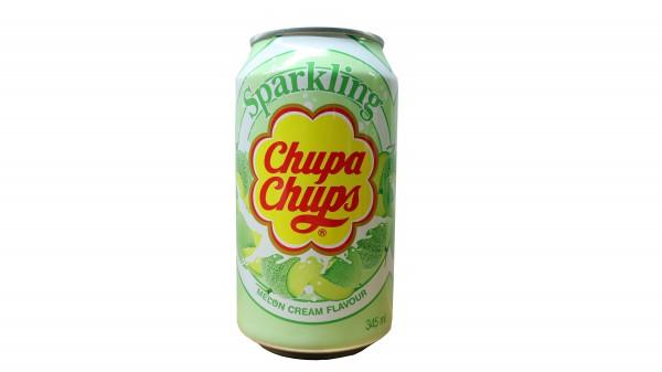Chupa Chups Melon Cream Sparkling
