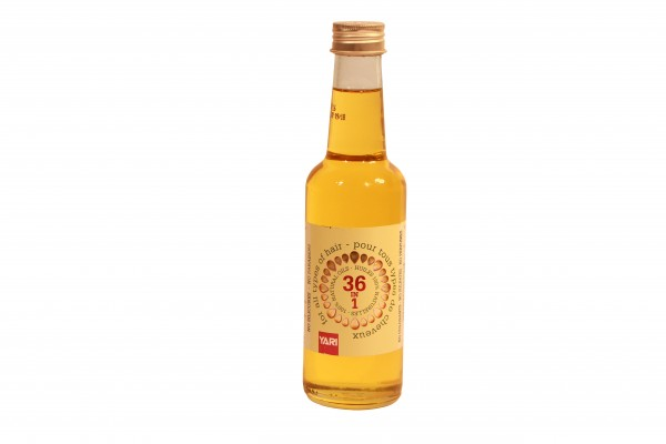 Yari Mischung aus 36 natürlichen Ölen (Haaröl)