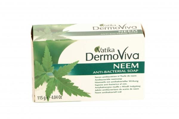 Vatika Dermoviva Antibakterielle Neem-Seife