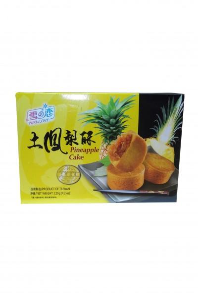 Yuki & Love Fengli Su (Ananas-Kuchen)