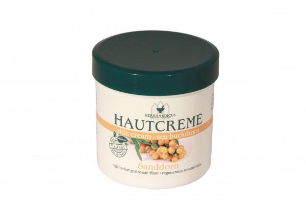 Herbamedicus Hautcreme Sanddorn