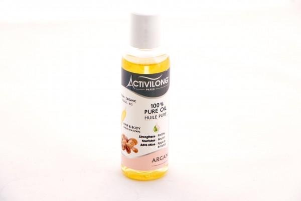 Activilong Reines Bio-Arganöl für Haar & Körper