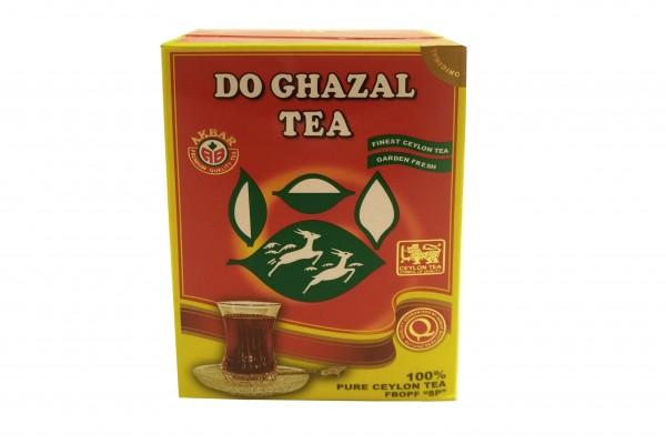 Do Ghazal Ceylon Tee (Schwarztee)
