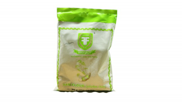 Fola Foods Elubo Isu | Yams-Mehl
