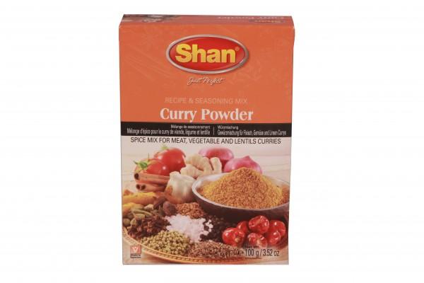 Shan Gewürzmischung für Curry-Gerichte