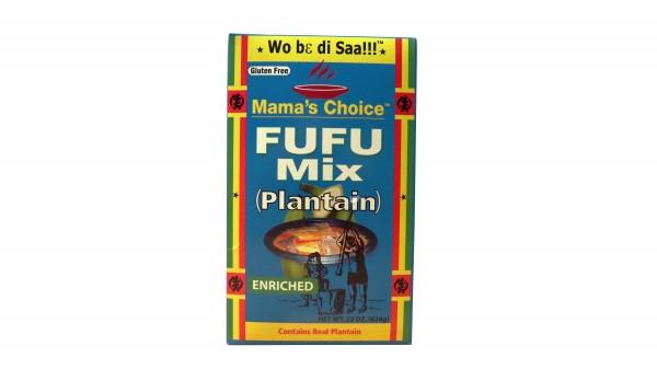 Mama's Choice Fufu Mix Plantain