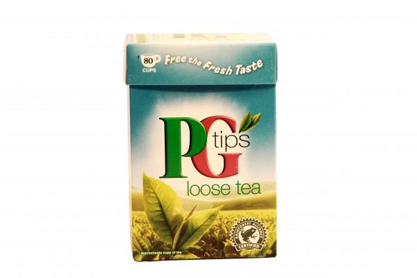 PG Tips Schwarzer Tee (lose Blätter)